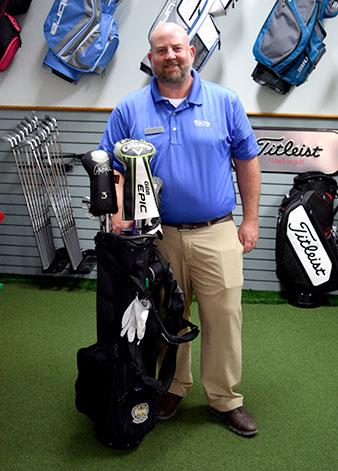 <center>Alex Sanford, PGA</center>