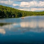 Lake Rayburn by Jean Berg