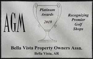 AGM 2019 Platinum Award
