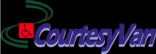 BV Courtesy Van Logo