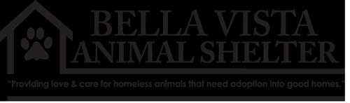 Bella Vista Animal Shelter Logo