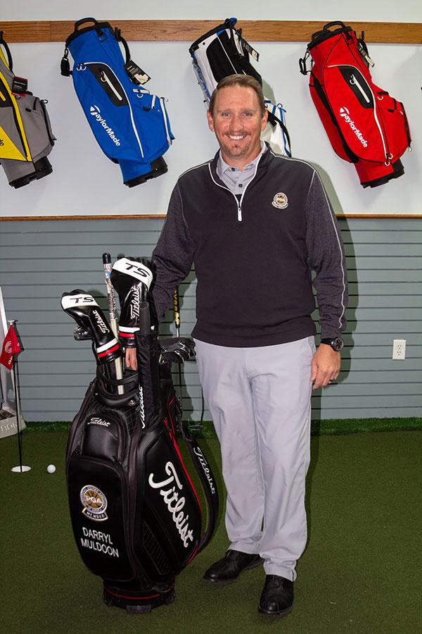 <center>Darryl Muldoon, PGA</center>