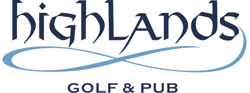 Highlands Golf and Pub Logo