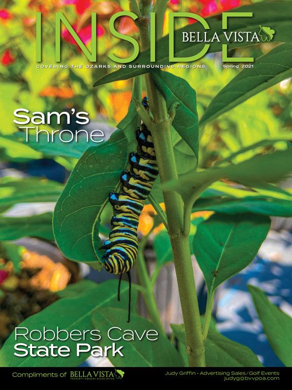 Read Spring 2021 INSIDE Bella Vista magazine
