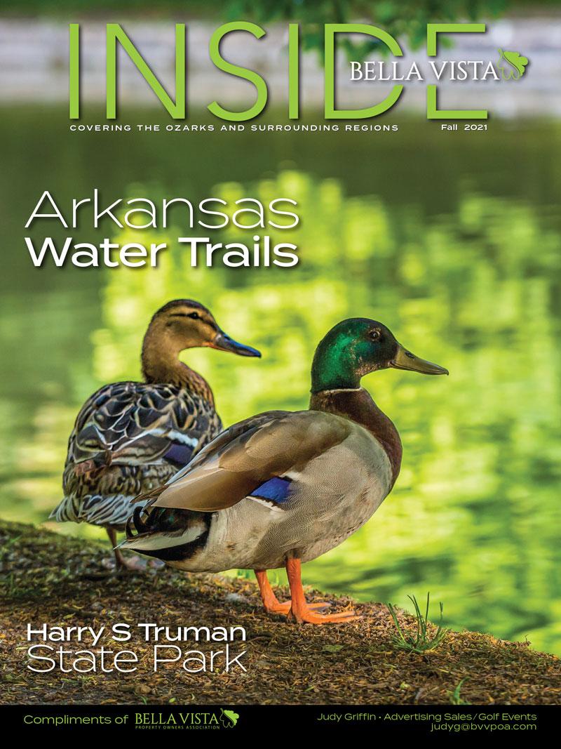 Cover of INSIDE Bella Vista Fall 2021